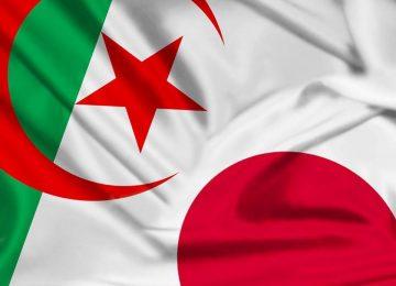 العلاقات اليابانية الجزائرية