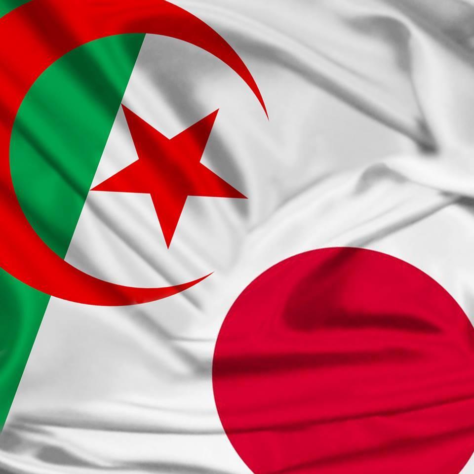 العلاقة اليابانية الجزائرية