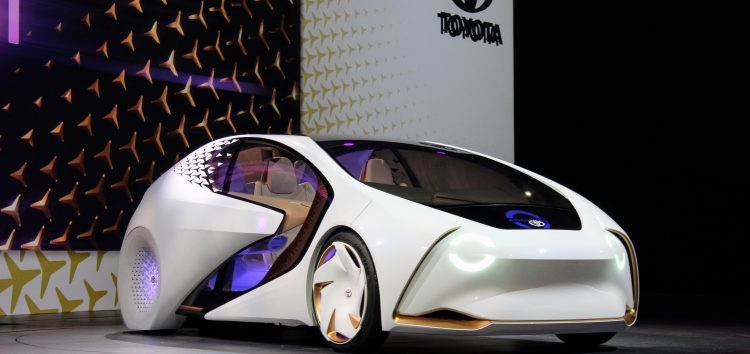 مستقبل الذكاء الاصطناعي مع تويوتا