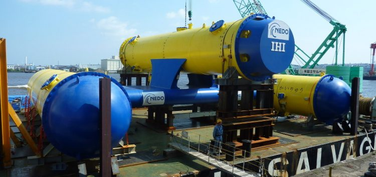 تشغيل مولدات تعمل على التيارات المائية لأول مرة في العالم