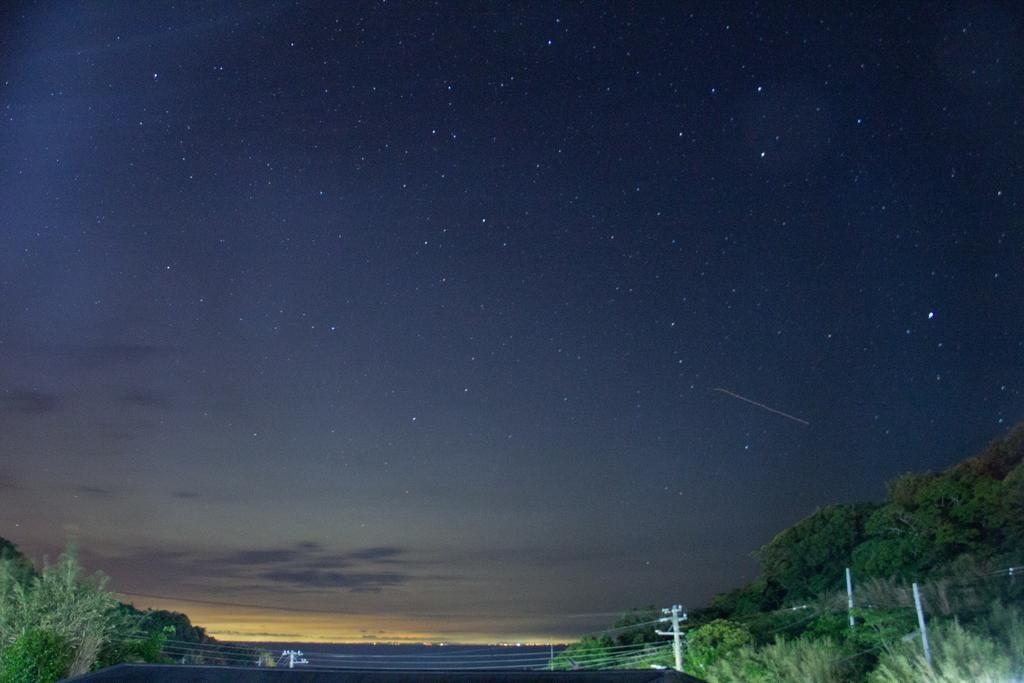 إطلالة ساحرة من جزيرة أوشيما