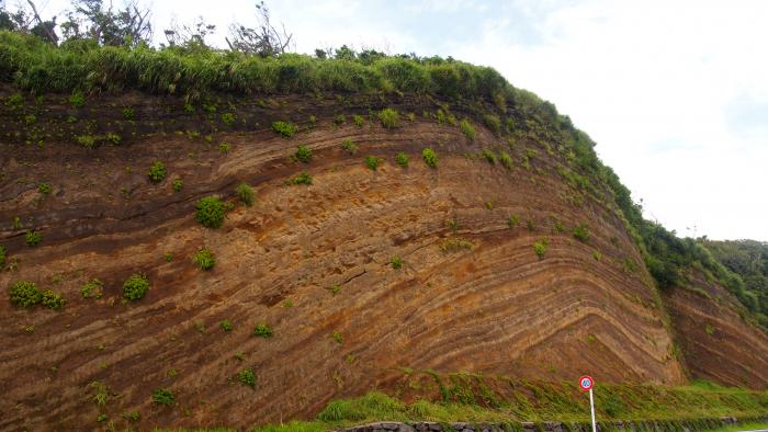 تحفة جيولوجية تستقطب الكثير من الزوار في جزيرة أوشيما