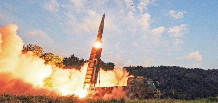 كوريا الشمالية تهدد بإغراق اليابان بقنبلة نووية