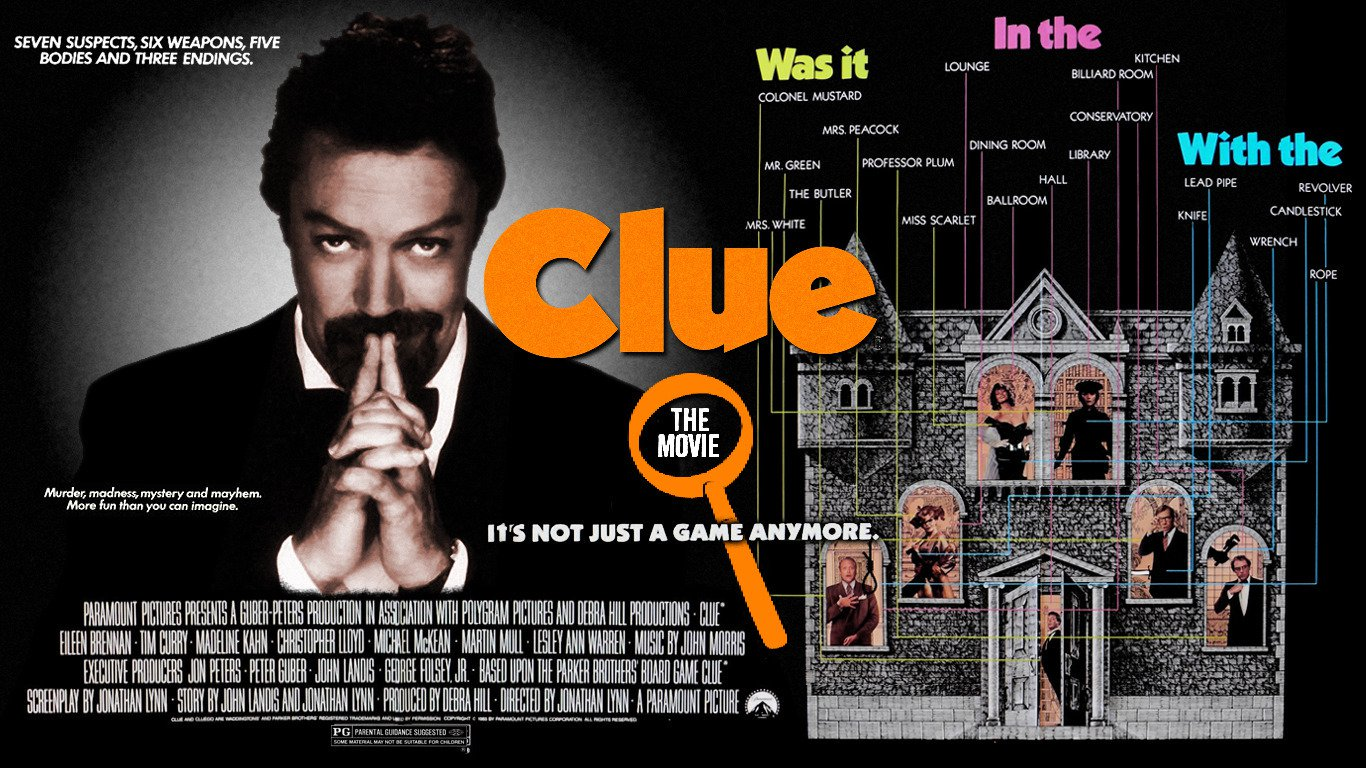 The Clue 1985