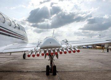 مشروع استمطار ياباني إماراتي في سماء الإمارات