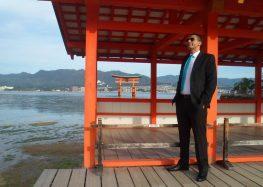 مقابلة مجلة اليابان مع محمد سليم