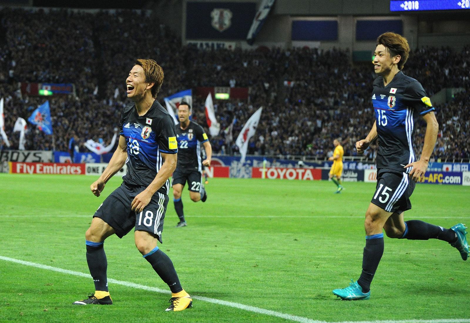 اليابان في المونديال.. تاريخ وأرقام
