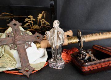 تاريخ المسيحية في اليابان