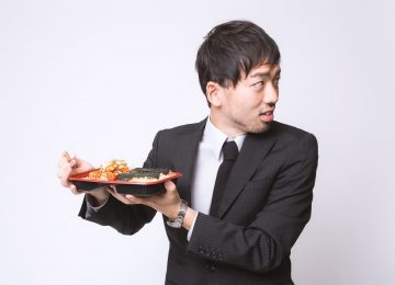 معاقبة موظف ياباني من أجل 3 دقائق لشراء الغداء!