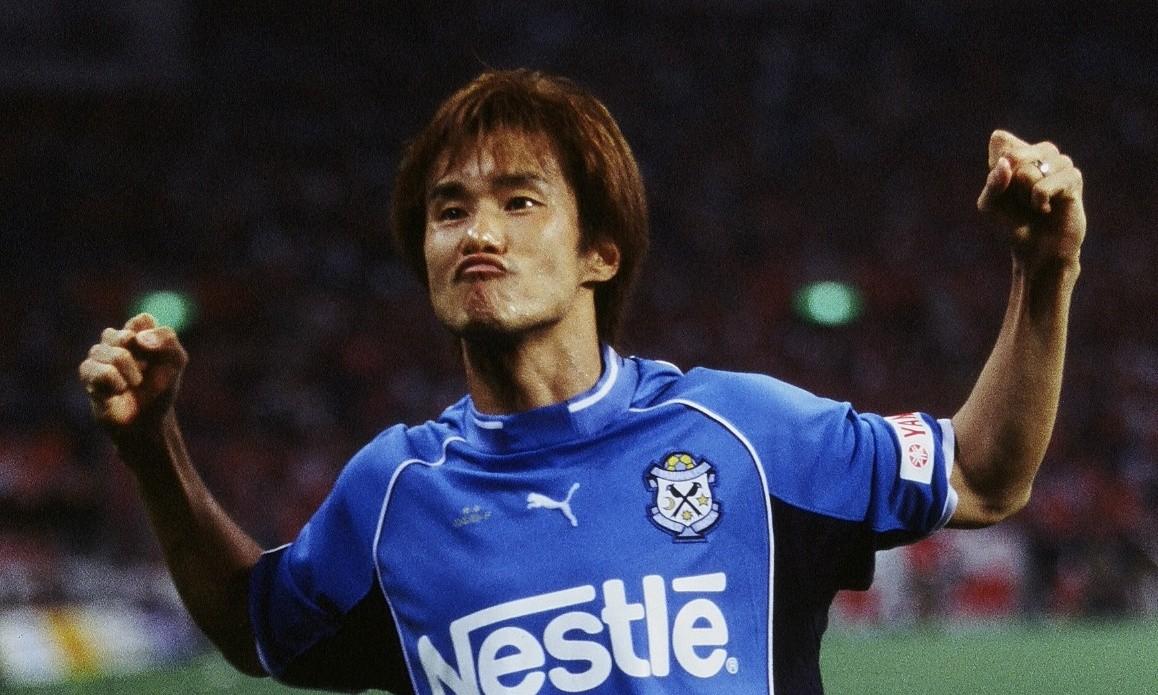 اللاعب الياباني ماساشي ناكاياما