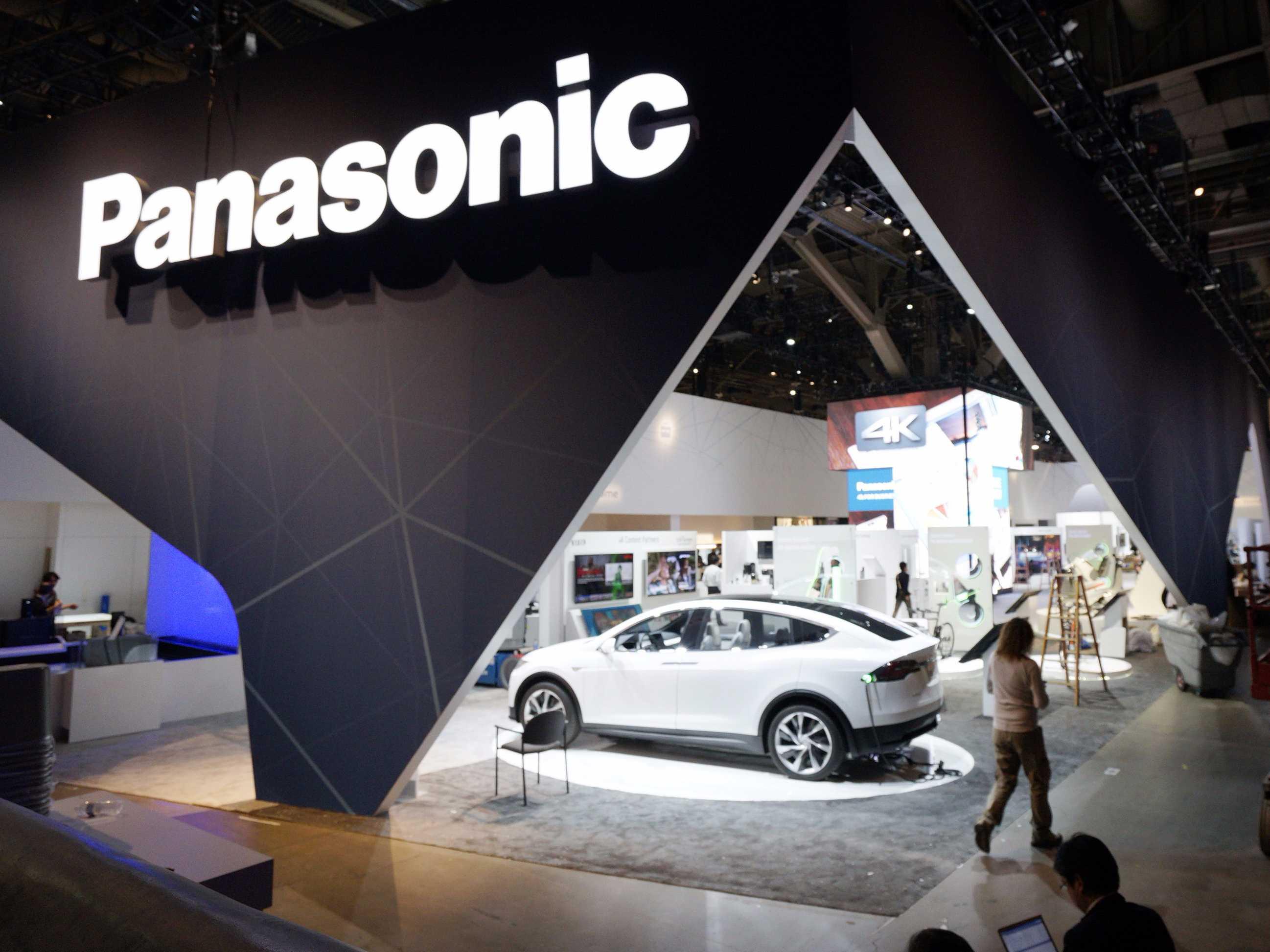باناسونيك تتجه للاعتماد أكثر على قطاع السيارات في المستقبل