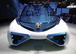 مستقبل السيارات الهيدروجينية في اليابان