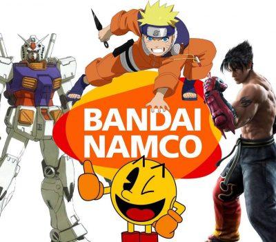 نبذة عن شركة بانداي نامكو للألعاب