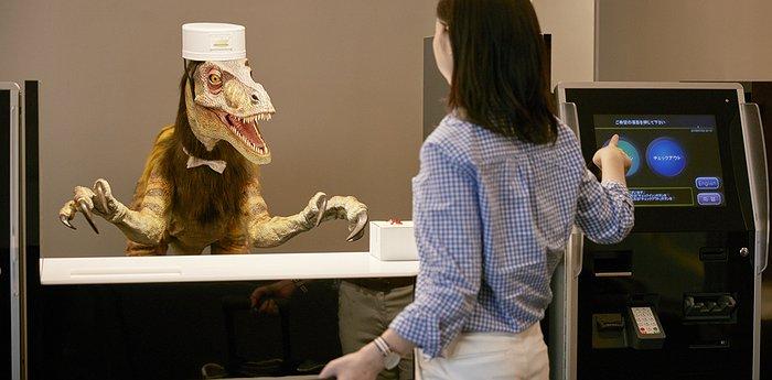 فندق ياباني يسرح الروبوتات من وظائفها!