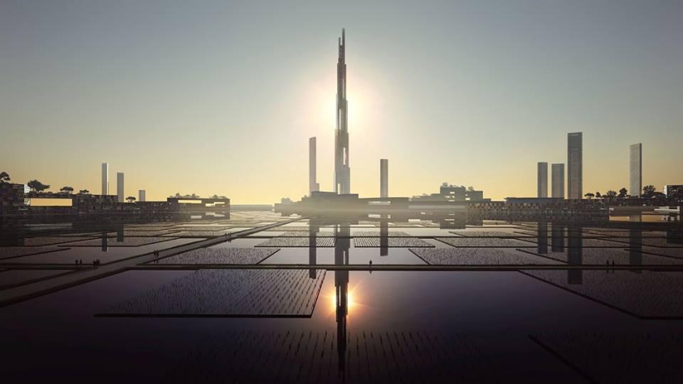 بارتفاع يتجاوز ضعف ارتفاع برج خليفة بدبي .. برج طوكيو سكاي مايل الأطول في العالم!