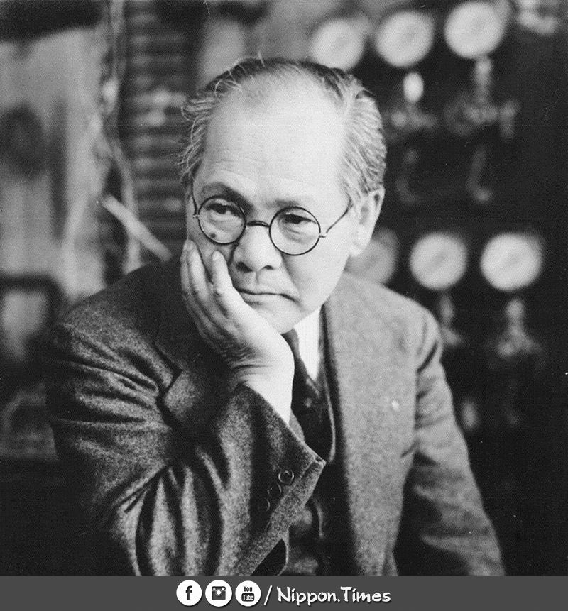 """العالم الفيزيائي """"يوشيو نيشينا"""" (الأب المؤسس لفيزياء الكم في اليابان)"""