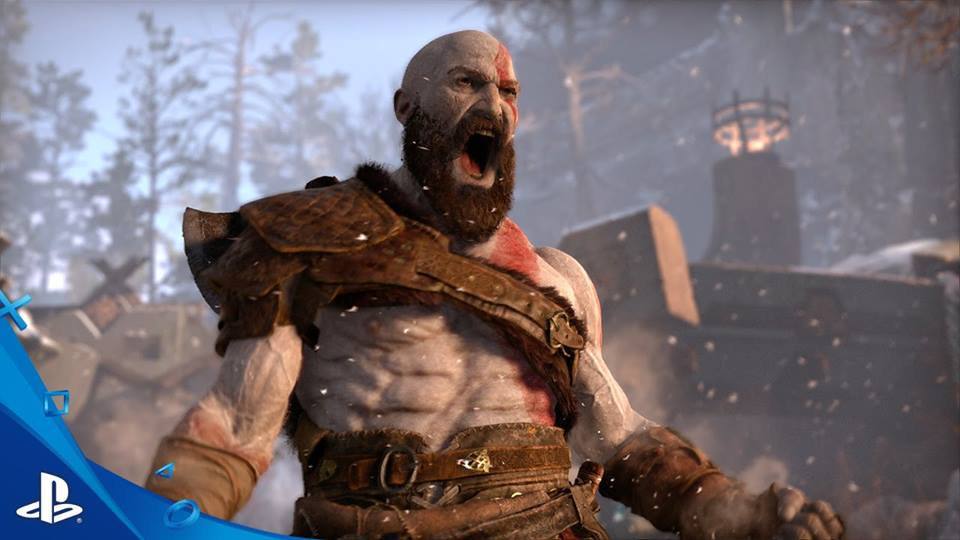 God of War: Be A Warrior