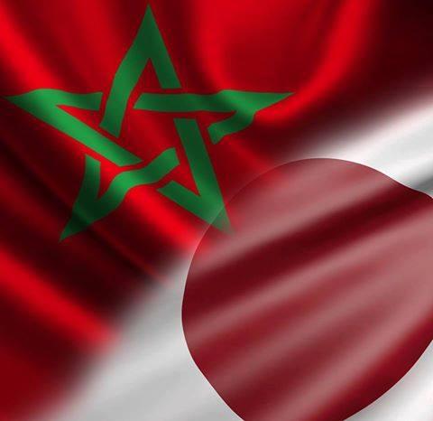 العلاقة اليابانية المغربية