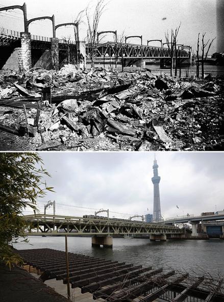 جسر سوميدا بين الماضي والحاضر