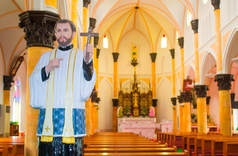 القديس فرانسيس كسفاريوس