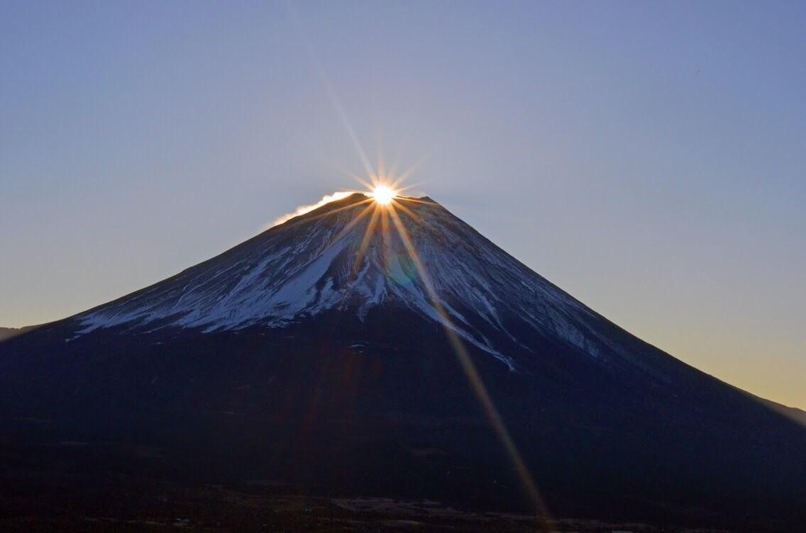 جبل فوجي الألماسي، via Steve Benham