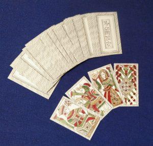 لعبة الورق اليابانية الشعبية كاروتا