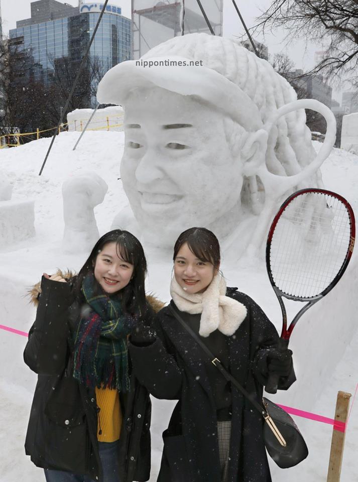 تمثال نايومي أوساكا