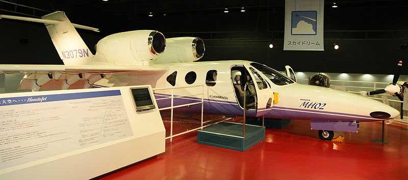 طائرة هوندا الاختبارية