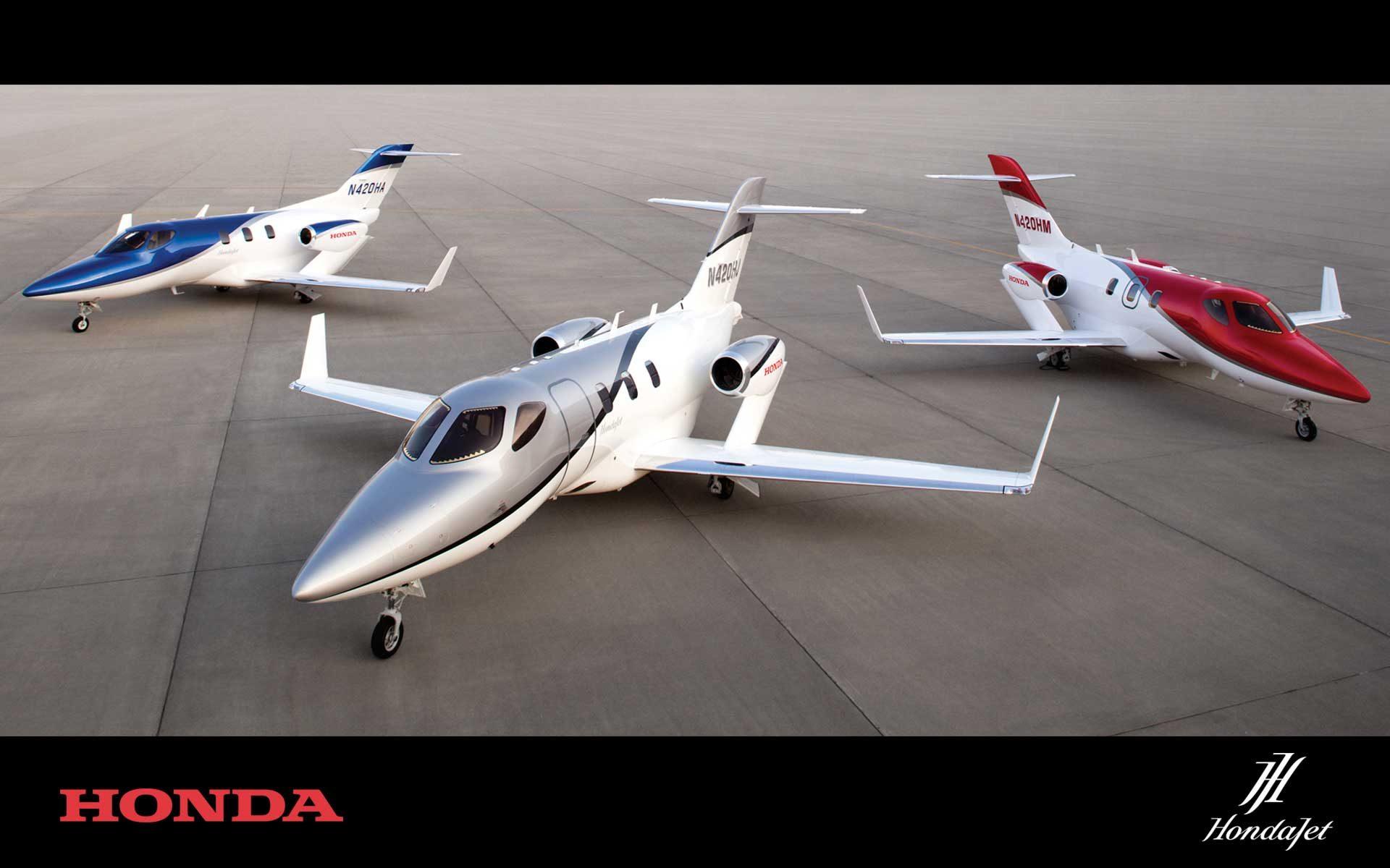 طائرات هوندا ومستقبلها في عالم الطيران