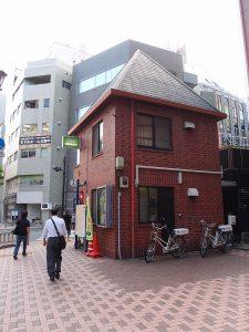 كوبان - مركز صغير للشرطة في طوكيو