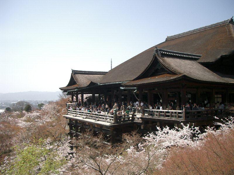 معبد كيوميزوديرا: