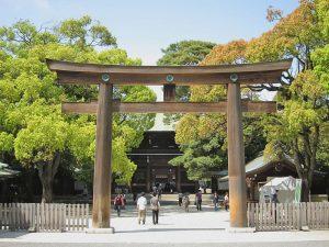 ضريح ميجي جينغو في طوكيو