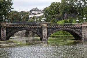 القصر الإمبراطوري في طوكيو