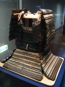 درع ساموراي أثري