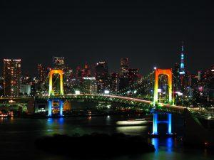 جسر الرينبو