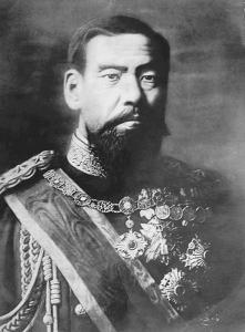 الإمبراطور موتسوهيتو أو كما يعرف بـ ميجيي