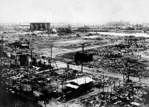 زلزال كانتتو 1923