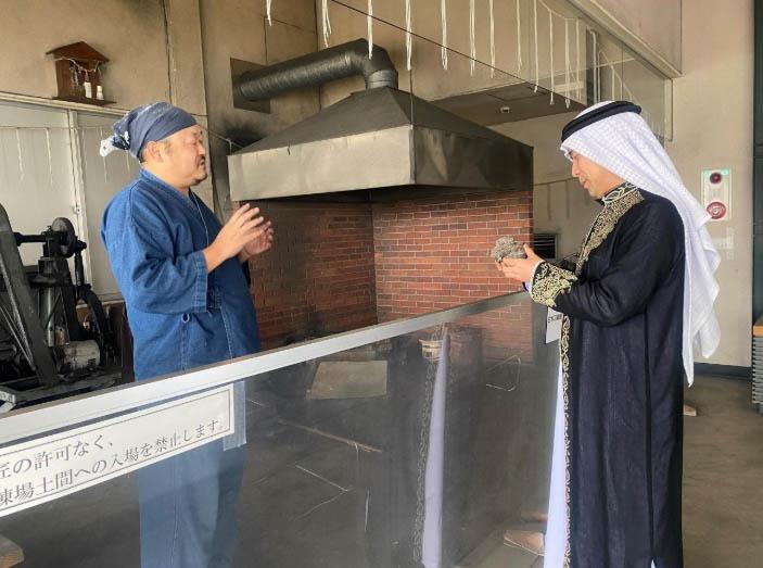 متحف صناعة السيوف اليابانية
